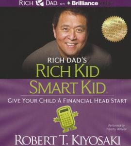 Bìa sách Rich Dad's Rich Kid Smart Kid