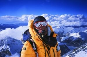 Lên đỉnh Everest còn hơn Click quảng cáo